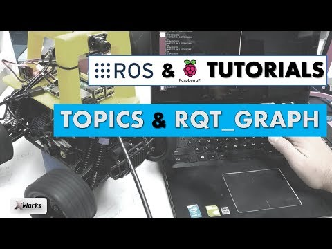 Topics and rqt_graph