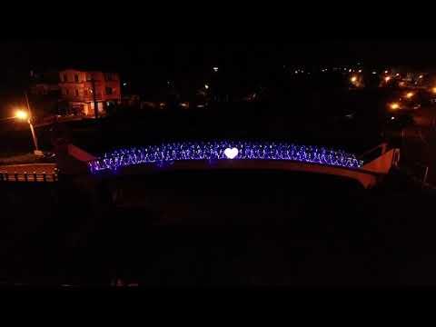 2019甲仙芋筍節-甲仙夜景燈光裝置藝術