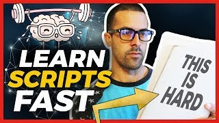 How To Memorize and Learn Scripts FAST!