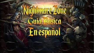OSRS07   Guia de Minigame en Español   Nightmare Zone