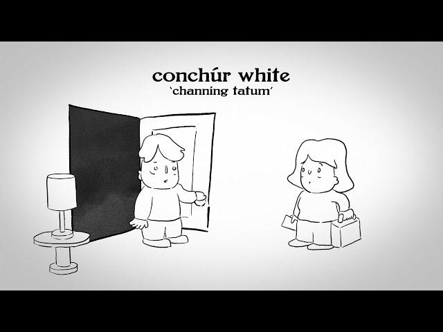 Channing Tatum - Conchúr White