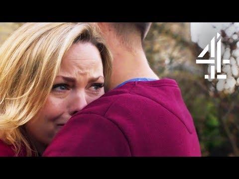 Emotional Moment Telling Ex You're Pregnant | Ackley Bridge