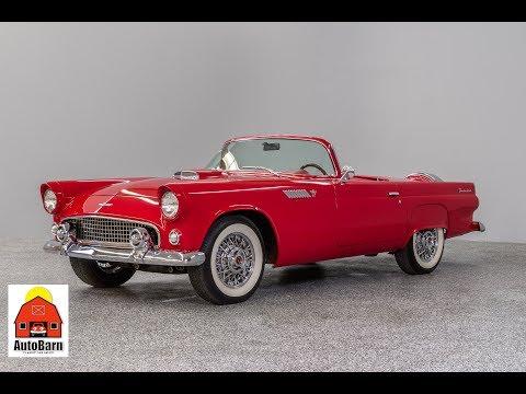 Video of '56 Thunderbird - PW8W