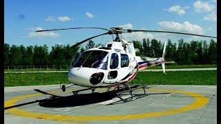 Вертолет санитарной авиации. Eurocopter AS350. HELIDRIVE. Тест драйв. | #МУЖСКОЙРАЗГОВОР