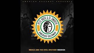 Pete Rock & C L  Smooth   Mecca And The Soul Brother (Amerigo Gazaway Remixes) (Full Album) [HD]