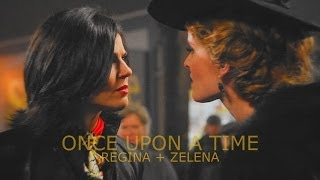 Once Upon A Time I Regina + Zelena I You Were Born
