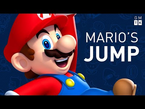 The Secret of Mario's Jump (and other Versatile Verbs) | Game Maker's Toolkit