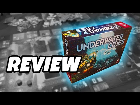 What's in the box...UNDERWATER CITIES