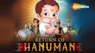 Return of Hanuman (English) - Full Movie - Hit Animated Movie - HD