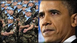 RED OCTOBER IS HERE: OBAMA ACTIVELY WORKING TO BEGIN U.N. GUN TAKEOVER STARTING NEXT MONTH