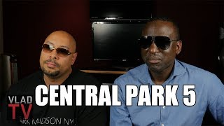 Central Park 5 on Trump Paying for Ads Calling for Them to Get Death Penalty (Part 3)