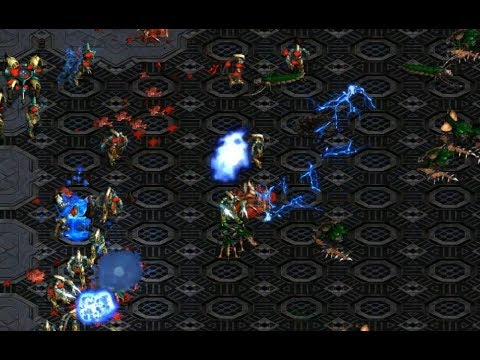 Jaedong (Z) v Rain (P) on Benzene - StarCraft  - Brood War REMASTERED 2019