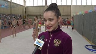 """Открытый турнир Московской области """"Грация"""" по художественной гимнастике"""