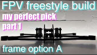 "FPV drone   BANGGOD 5"" LITE Catalyst Machineworks   my perfect freestyle build HD DJI vista version"