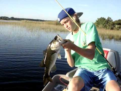 Bass Fishing Lake Ingram episode:28