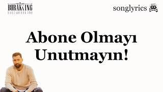 Burak King - Kostum Hekime // Sozleri - Lyrics