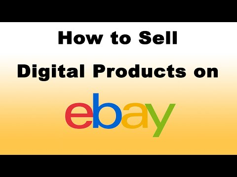 , title : 'How to Sell Digital Products on eBay (Downloadable Listing)
