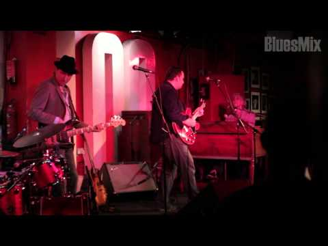 BluesMix Live Footage at the 100 Club Promo