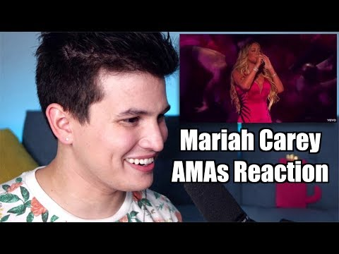 Vocal Coach Reaction to Mariah Carey - With You (Live from the AMAs)