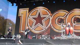 10cc 06 Art For Art's Sake (BST Hyde Park London 13/07/2014)