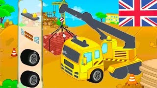 Puzzle Game Cars for Babies and Toddlers. Baby Puzzle Blocks. Educational kids games | Apps&Games