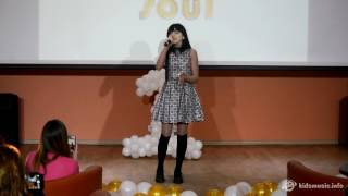 Нонна Егонян — Dernière Danse (11.02.2017)