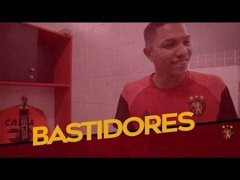Bastidores - Sport 0x0 Grêmio 2018
