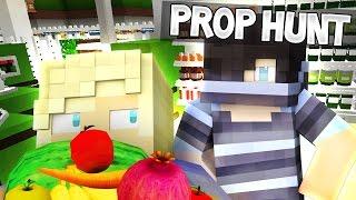 Hammin' It Up | Minecraft Prop Hunt