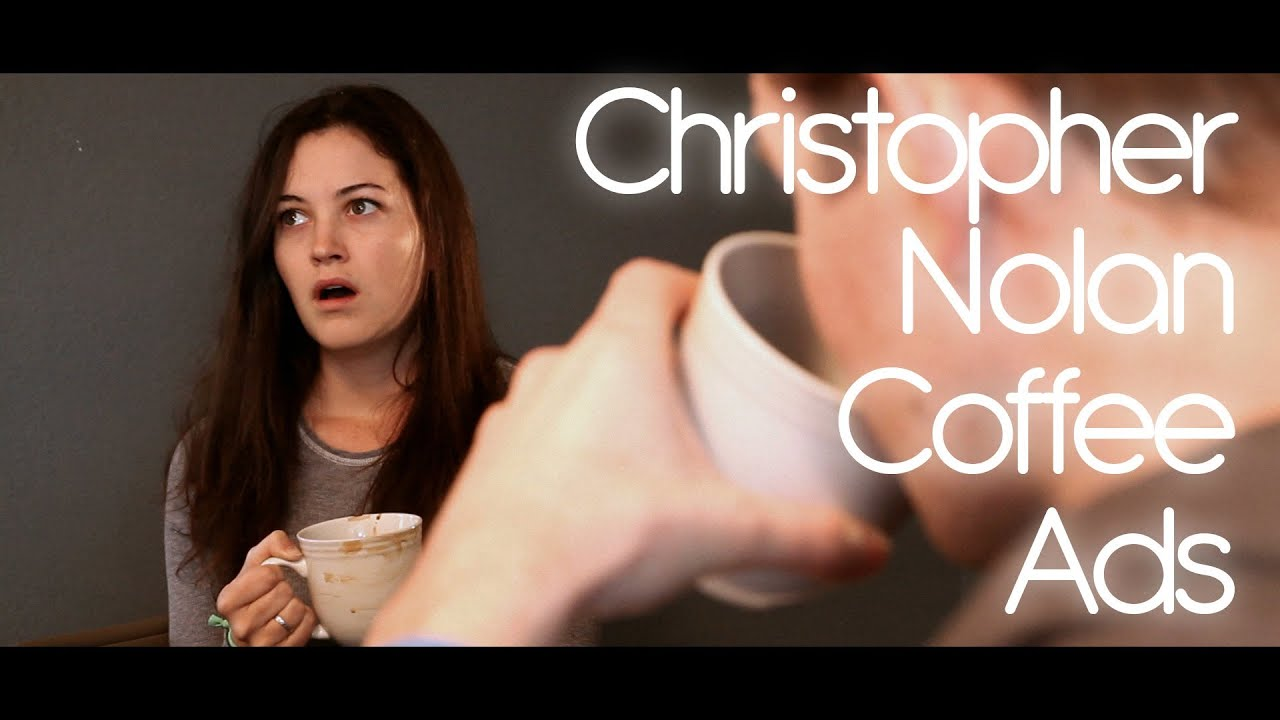 This Week's Top Comedy Video: Christopher Nolan Coffee Commercials