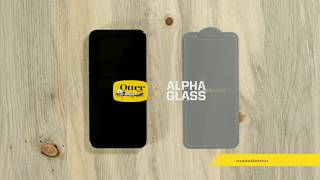 Alpha Glass install for iPhone X/Xs, iPhone Xs Max and iPhone XR