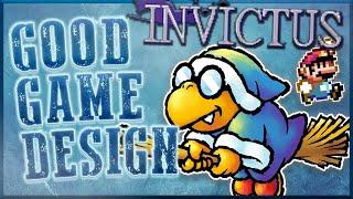 Good Game Design - Invictus (Kaizo Mario ROM Hack)