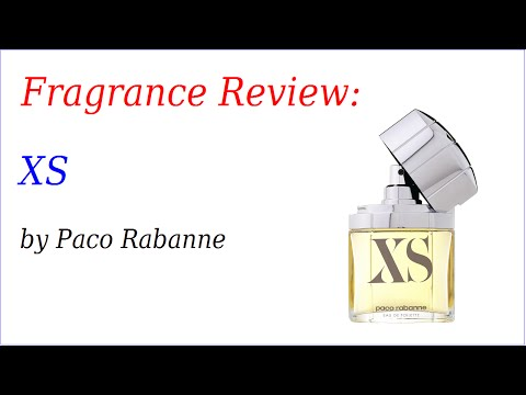 Fragrance Review: XS by Paco Rabanne