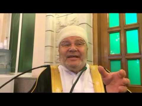 خطبة عيد الفطر السعيد للدكتور محمد راتب النابلسي