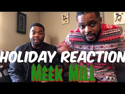Reaction Meek Mill - Intro [Reaction Video]
