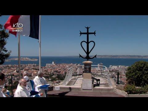 Messe de la Journée Mondiale de la Mer à Notre-Dame de la Garde