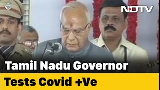 Tamil Nadu Governor Banwarilal Purohit Tests Positive For COVID-19 - Download this Video in MP3, M4A, WEBM, MP4, 3GP
