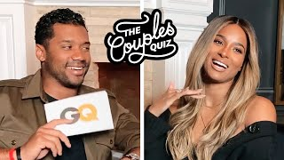 Ciara and her hubby Russell Wilson are the cutest couple