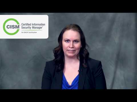 ISACA CISM Certification Holders Give Advice to Professionals ...