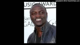 Akon - Lights On (Lyrics) 2014