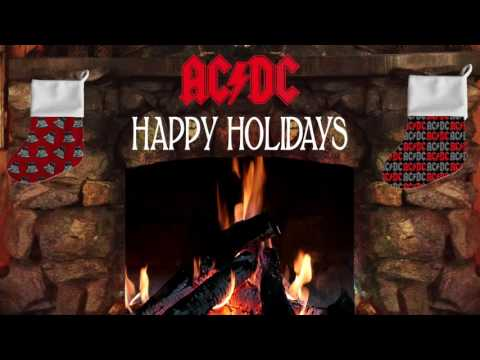 AC/DC - Mistress For Christmas - Happy Holidays