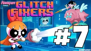 Glitch Fixers - The Powerpuff Girls - Level 31 to 40 - iOS/Android - Walkthrough Video
