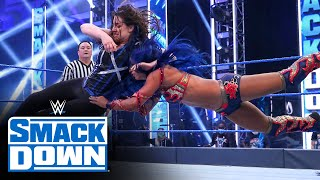 Alexa Bliss & Nikki Cross vs. Bayley & Sasha Banks: SmackDown, July 10, 2020