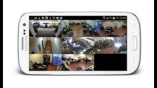 Как сделать из телефона камеру наблюдения