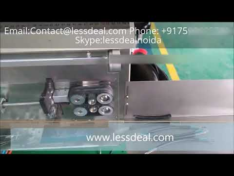 Double Layes Round Jacket Cable Cutting & Stripping Machine
