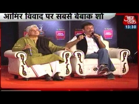 You Cannot Term The Entire Nation Intolerant: Javed Akhtar