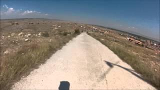 preview picture of video 'bajada medio minuto cella'