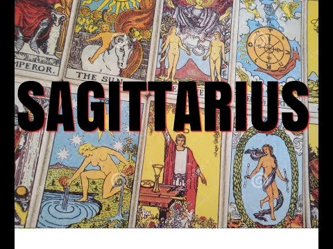 "Sagittarius - ""Please Don't Be A Stranger"" September 18-19 2019"