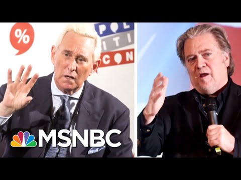 Was Roger Stone A Wikileaks Messenger To President Donald Trump's Campaign? | The 11th Hour | MSNBC