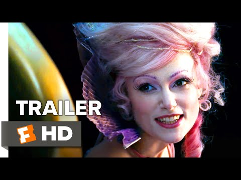 The Nutcracker and the Four Realms Trailer #1 (2018)