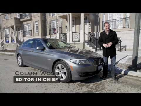 2011 BMW 528i Review - The problem is the last two numbers in its name